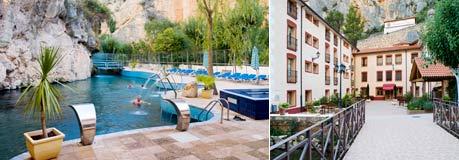 Hotel balneario de la virgen enoturismo bodegas y rutas - Balneario de la virgen ...